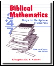 biblical mathematics
